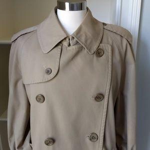 BURBERRY Trenchcoat Prorsum Size XL Unisex